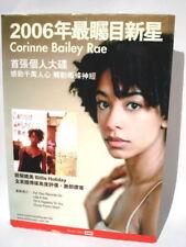 "CORRINE BAILEY RAE ""2006 LP"" HONG KONG COUNTER DISPLAY"