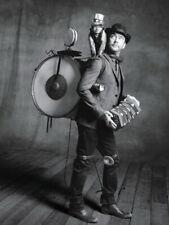 Dave Matthews Funny Monkey Retro Music BW Giant Wall Print POSTER