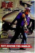 Hasbro Toys GI Joe 12 Inch Navy Aviation Fuel Handler New from 1997