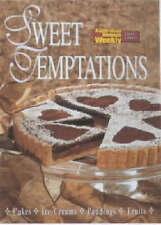 Australian Women's Weekly Sweet Temptations AWW Cookbook Womens Cakes