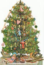 Glanzbilder Oblaten Weihnachtsmotive EF Ernst Freihoff