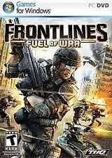 Frontlines: Fuel of War (PC, 2008) NEW