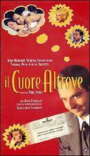 Il cuore altrove (2002) VHS Fox Video  Neri Marcorè