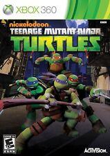 Teenage Mutant Ninja Turtles - Xbox 360 Game