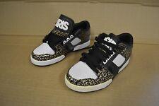 Osiris Men's NYC83LOW  Black/Gold/White Shoes Display Models