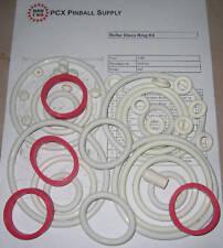 1980 Gottlieb Roller Disco Pinball Rubber Ring Kit