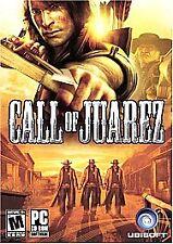 Call Of Juarez, (Ubisoft 2007) FPS PC game.