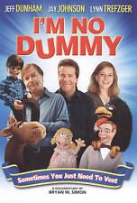 I'm No Dummy (DVD, 2010) Jeff Dunham, Jay Johnson, and Lynn Trefzger