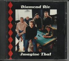DIAMOND RIO Imagine That PROMO DJ CD Single w/ LYRICS