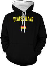 Deutschland Republic of Germany Germanic Berlin Heritage 2-tone Hoodie Pullover