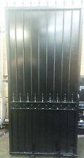 Mild Steel Security Door / Metal Door / Heavy Duty FULLY DESIGN & TOP FRAME
