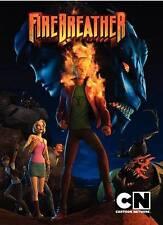 Firebreather (DVD, 2011) Cartoon Network