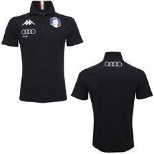 Kappa Polo Shirts Uomo Donna 6CENTO POLLY FISI Sci sport Polo