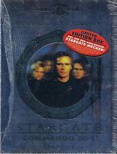 Stargate Kommando SG-1 Season 1 Hologram Deutsch Silverbox mit Nr.