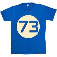 Sheldon's Favourite Number 73 Seventy Three BBT Mens T-Shirt