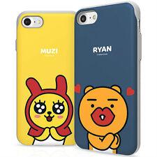 Genuine Kakao Friends Bumper Slide Case Galaxy Note 8 Case 9 Types Case