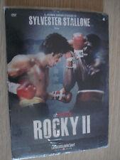 DVD N° 4 SYLVESTER STALLONE ROCKY II IL GRANDE CINEMA