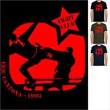 Eric Cantona, Kungfu, Manchester United, T-Shirt, Fußball-Kult! S-XXL!