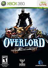 Overlord II (Microsoft Xbox 360, 2009)  GOOD