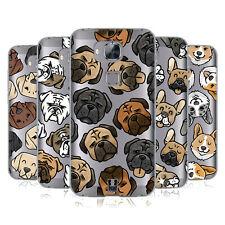 Head Case Designs Dog Head Patterns Gel Case For Huawei Phones 2
