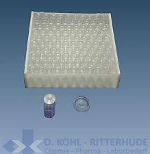 Rollrandgläser, Gewürzgläser, klar, mit Deckel, 3-100 ml, Schnappdeckel, Labor