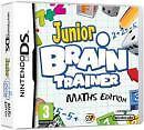 Junior Brain Trainer Maths Edition (Nintendo DS), Very Good Nintendo DS, Nintend