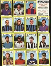 FIGURINE CALCIATORI RELI' 1969/70