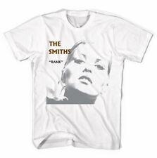 The Smiths T Shirt Rank Unisex All Sizes  White
