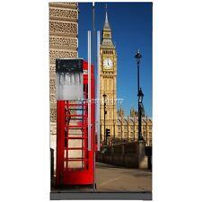 Stickers frigo américain Londres 5751 5751