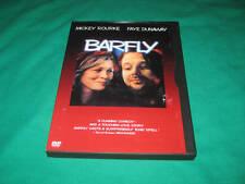BARFLY DVD MICKEY ROURKE  FAYE DUNAWAY