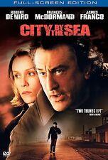 City by the Sea  Full Frame  Robert De Niro  Frances McDormand  new  DVD
