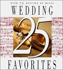 Befreit uns versenden. auf alle 2+ CDs! NEW CD: 25 Hochzeit Favoriten Original Recording NEU