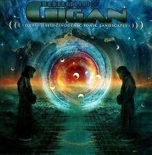 Gigan-Quasihallucinogenic Sonic Landscapes CD NEW