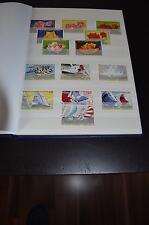 Guinea, 1972 - 1990, recopilación en steckbuch, correos fresco/Con sello, kw € 100