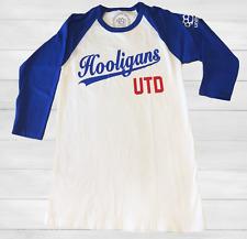 HOOLIGANS UNITED SLUGGER 3/4 sleeve tee Baseball Dodgers Casuals Ultras
