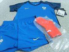 Authentique Nike France HOME BABY KIT 2016, chemise, short et chaussettes