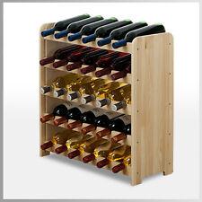 Weinregal  Weinschrank  Flaschenregal*  für 30 Flaschen RW-3-30 FARBEN //