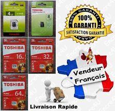 Carte Mémoire Micro SD pour SAMSUNG Galaxy S8 S7 S5 S4 S3 : 4 8 16 32 64 Go Gb