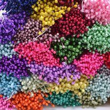 300Pcs flor Estambres racimos de Azúcar Pastel Decoración Navidad hágalo usted mismo Artesanía Floral