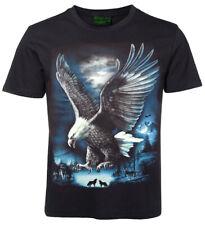 Tiermotiv Shirt ADLER IN DEN BERGEN