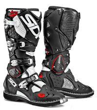 Sidi Crossfire 2 MX Stiefe schwarz weiss Gr. 46 Motocross Enduro Boots