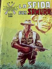 Fronte Eroico 2 1968 ed. SEPER- Introvabile su Ebay!