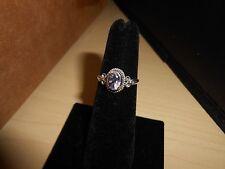 Amethyst 925 Sterling Silver Ring New