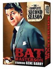 Bat Masterson Complete Season Two Gene Barry DVD