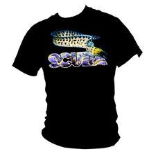 COOL POP ART Moray Anguille plongée 100% t-shirt coton