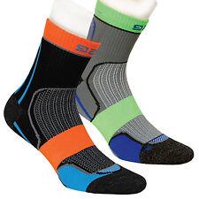Radsocken BIKE SOCKS mit Reflektorstreifen - atmungsaktiv  - Socken - zwei Paar