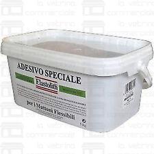 Elastolith - 5Kg ADESIVO PRONTO in Pasta | Per Interno ed Esterno | Vari Colori