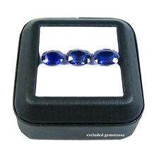 STAND DISPLAY BOX SHOW CASE PU LEATHER ORGANIZER LOOSE GEMSTONE DIAMOND BEAD