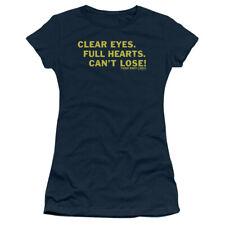 NBC Friday Night Lights Clear Eyes Juniors Babydoll TV T-Shirt Tee