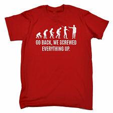 Vuelve que atornillado todo sarcasmo Camiseta Top Camiseta Divertido Regalo De Cumpleaños